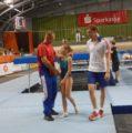 Silber und erste Qualifikationspunkte in Cottbus