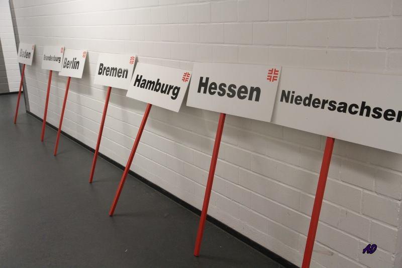 Qualifikation für LTV-Pokal-Mannschaften