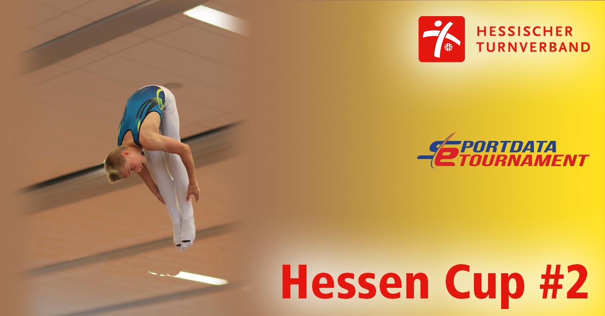 Hessen-Cup – Die Zweite und Dritte