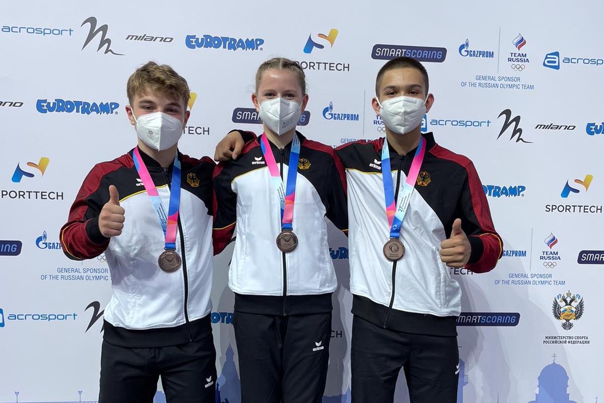 Bronze in Sochi